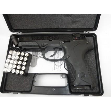 Pistola Arma Detonadora Fogueo Bruni pietro Beretta P4 italiana Usa Balas Salva Proveedor