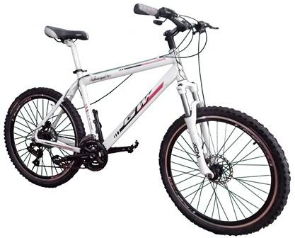 Bicicleta Todoterreno GW montaña Aluminio Rin 26 Cambio Shimano ...