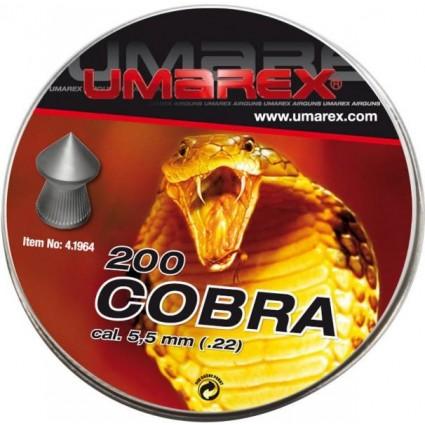 Diabolo Copa Umarex Alemana Calibre 5.5 Caja x 200 1.02 Gr