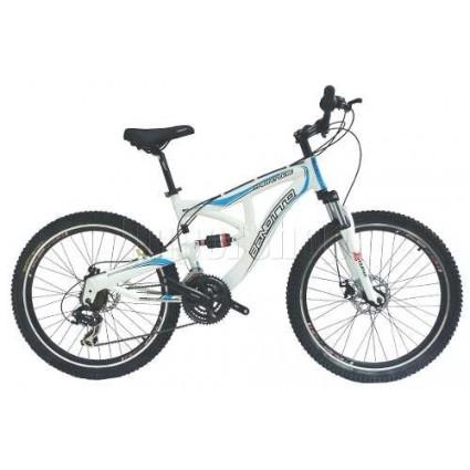Bicicleta Benotto Magnitude Doble Suspensión, Freno De Disco Hidraulico