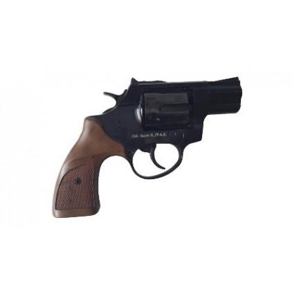 Revolver Fogueo Ekol Lite Cañon 2 Salva 9mm Negro Ñato Leg