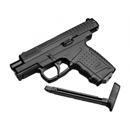 Pistola Walther PPS CO2 4,5mm Blowback 350 Fps