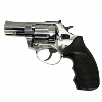 Revolver Fogueo Ekol Viper 2,5 Chrome Turkey