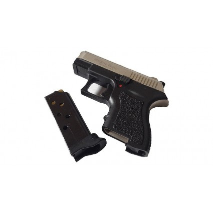 Pistola Fogueo Mini Ekol Botan Satina 9mm