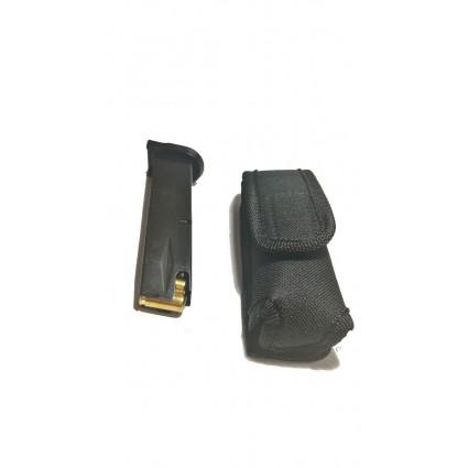 Combo Proveedor Capuza Para Pistola Fogueo M92 PK4 Kimar Bruni 10 Salvas