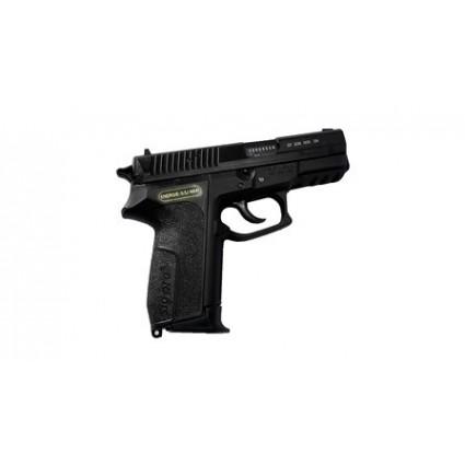 Pistola Sigsauer Sp2022 Balin 6 Mm Resorete Metal Y Plimero