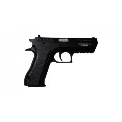 Pistola Co2 Jericho Baby Eagle Desierto 6mm Airsoft 443 Fps