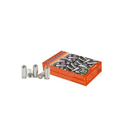 Caja X 50 Balas de Salva Ozkursan 8 mm para pistolas de Fogueo