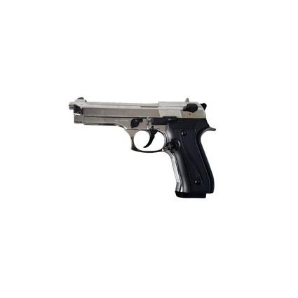 Pistola Fogueo Ekol Firat Magnum Chrome Jackal Dual Rafaga