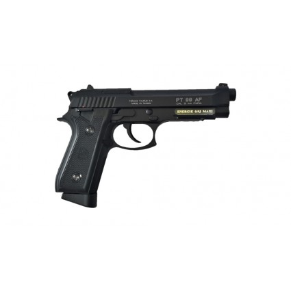 Pistola Beretta Taurus PT99 6mm CO2  rafaga 381 FPS Full Metal