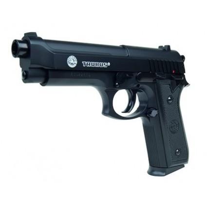 Pistola Taurus Beretta M92fs Pt 92 Metal Airsoft 6 Mm