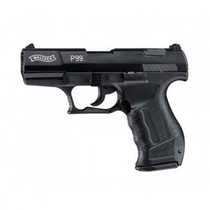 Pistola Arma Fogueo Walther P99 Balas Salva Proveedor