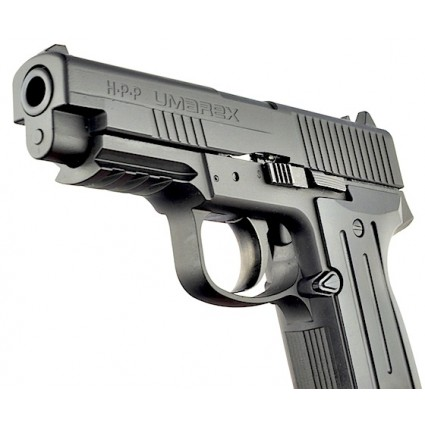 Pistola Co2 Hpp Umarex Balin 4.5 Blowback Full Metal 410 Fp