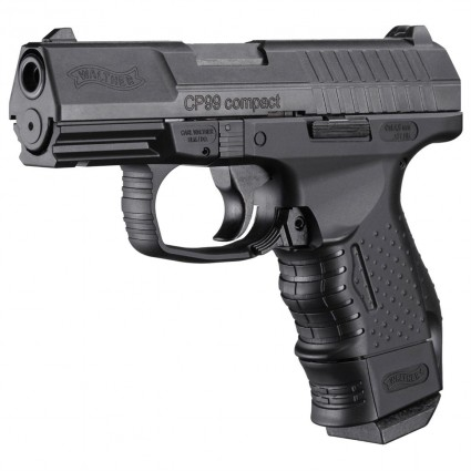 Pistola Walther Cp99 Balines Airsoft Pipeta Co2 Blowback