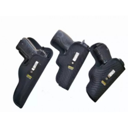 Chapuza Interna Funda Pistolas Revolver Gas Co2 Lona Impermeable