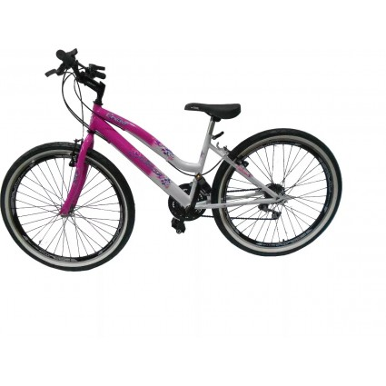 Bicicleta todoterreno Dama Cambios Rines manubrios aluminio Ref 1201