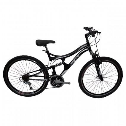 Bicileta Gw Todoterreno Suspensio Rin 26 Aluminio Rin Doble