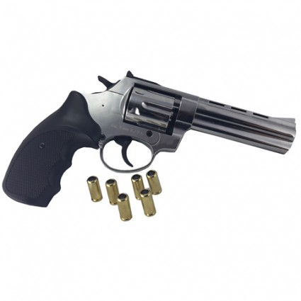 Revolver Traumatico ekol viper 4.5 niquel 9mm