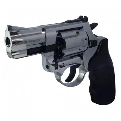 Revolver Traumatico ekol viper 2.5 niquel 9mm