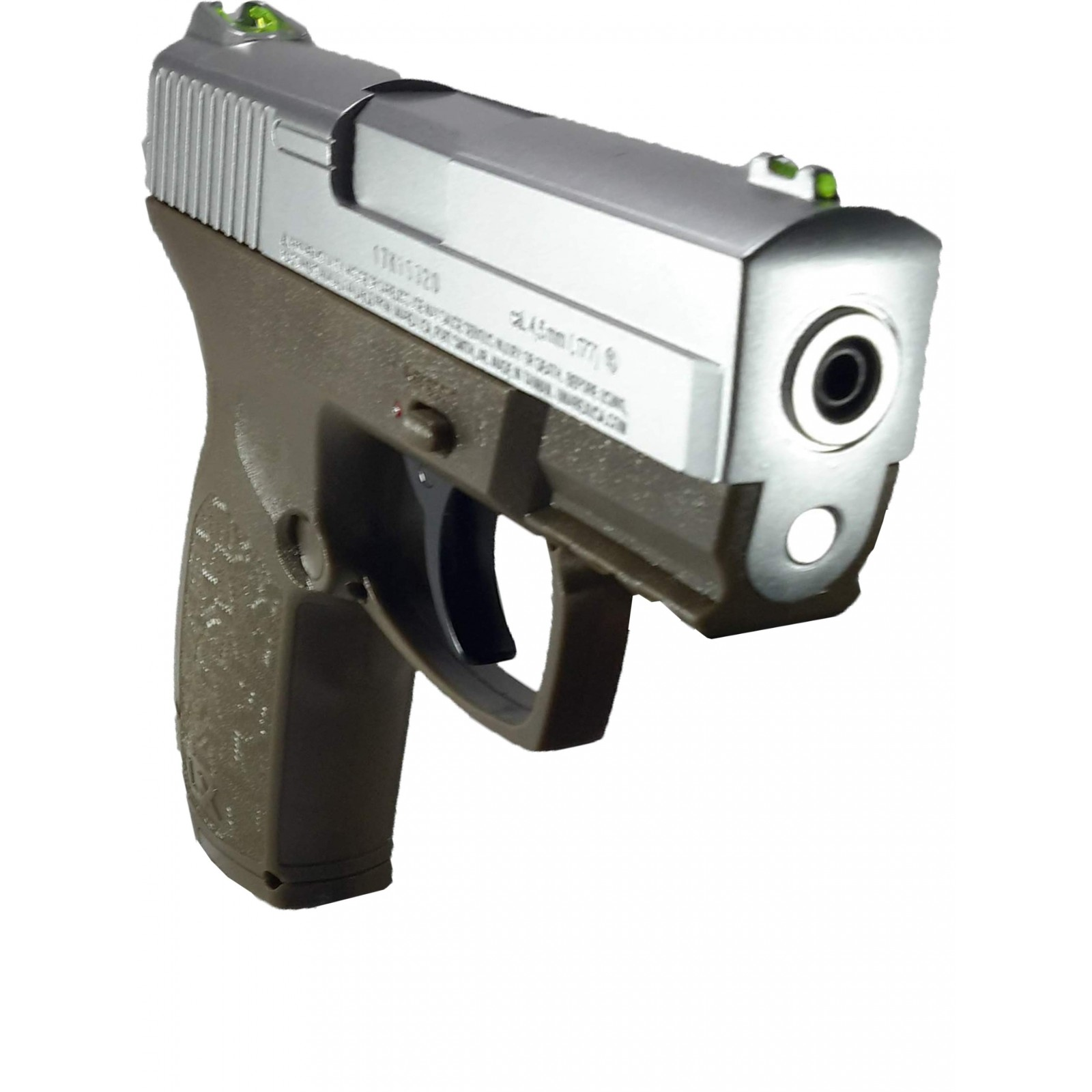 Pistola CO2 Ux Umarex XCP Balin 4,5 mm Cañón Abierto