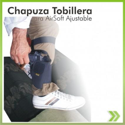 Chapuza Tobillera Armas Revolver Pistola Co2 Cp99 C11 Px4