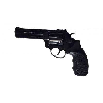 Revolver Fogueo Ekol Viper 4.5 Salva Detonador Negro Legal