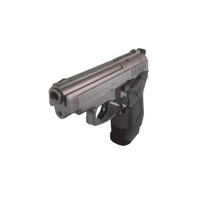 Pistola Traumatica Zoraki 914 9mm Fume Cañon Abierto Bala Goma