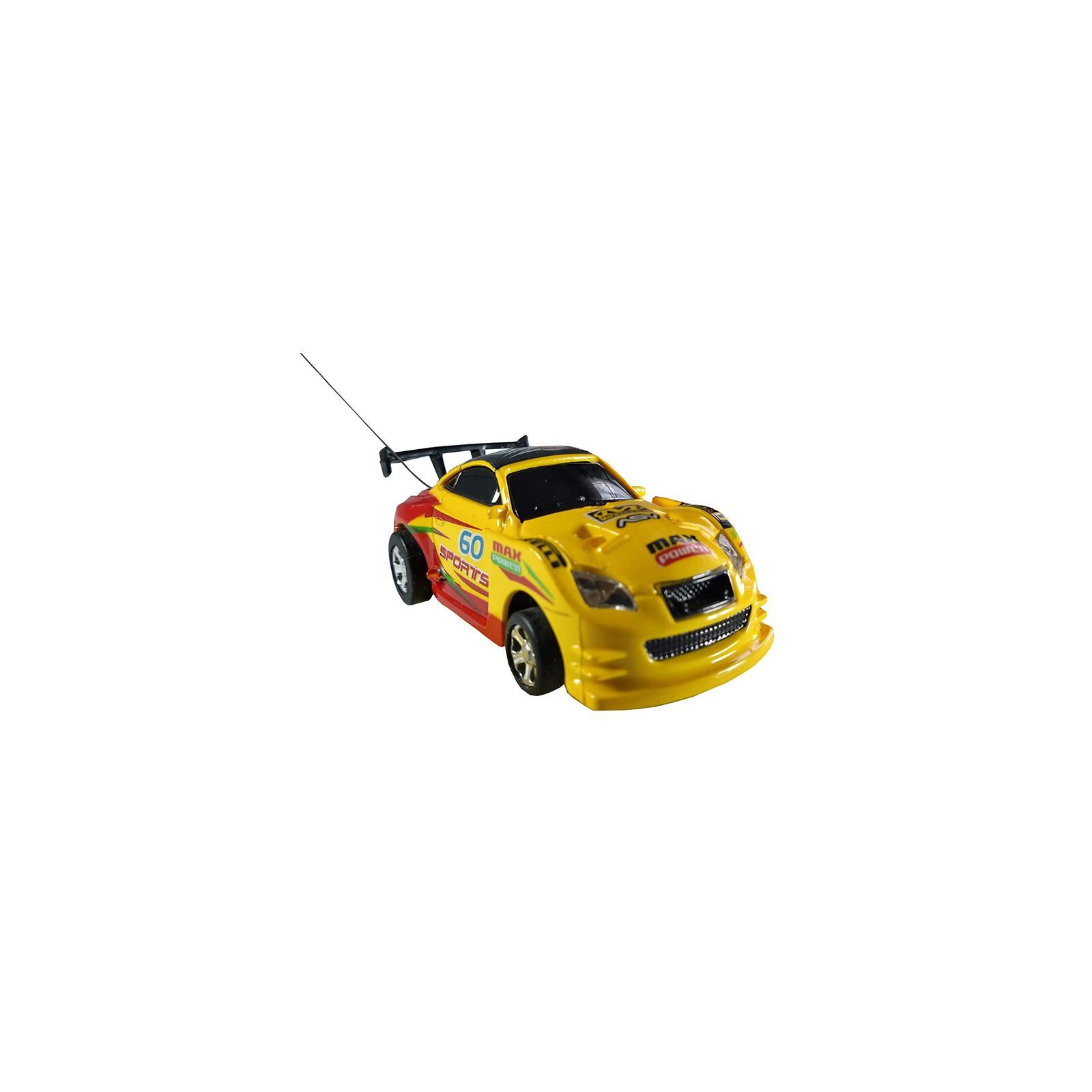 Mini Auto Carro Vehiculo Control Remoto Luces Juguete Ninos Lata