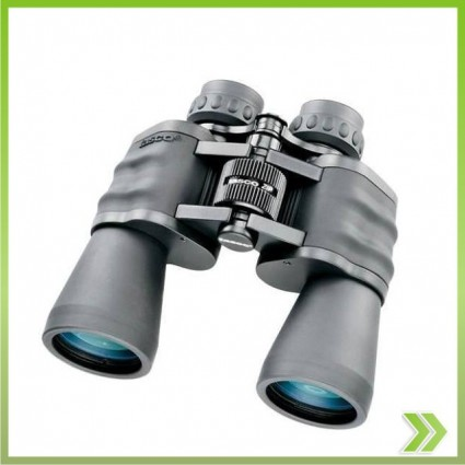 Binocular Tasco Essential 10x50 Funda Gratis