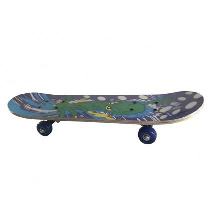 Monopatín Tabla Skate Pequeño Juguete Niños Estampado