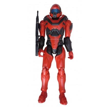 Figura Muñeco Juguete Halo Mattel Master Chief Spartan Athlon Red Spartan Locke
