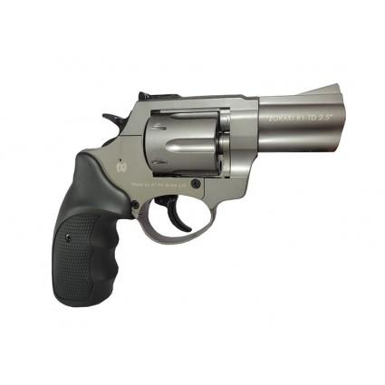 Revolver Traumatico Zoraki R1-TD 2,5 Pulgadas 9mm Fume