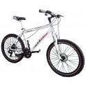 Bicicleta Todoterreno GW montaña Aluminio Rin 26 Cambio Shimano Bloqueo