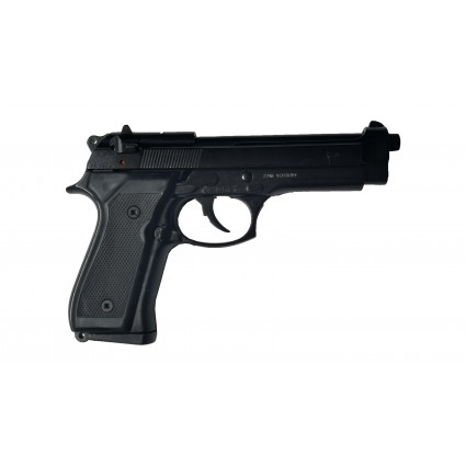 Pistola Arma Fogueo pietro Beretta M92 fs italiana Usa Balas Salva Proveedor
