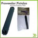Proveedor Pistolas Gas CO2 PX4