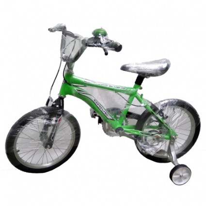 Bicicleta Drive Rin 16 Niño Verde ciclismo