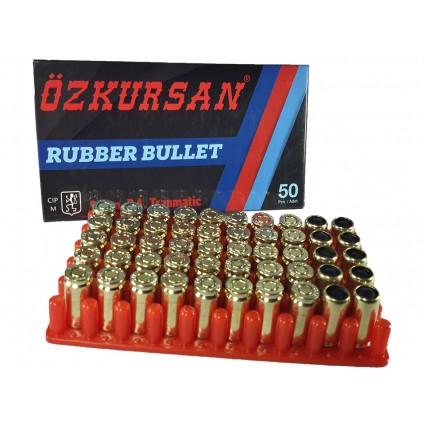 Caja Salva Ozkursan Traumática Original x 50 Cal. 9mm P.A.