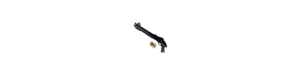 Escopeta Rifle Fusil Traumatico