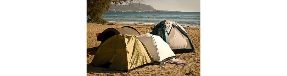Maletas, Maletín, Morrales, Camping